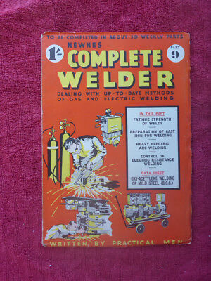 Books Vintage Newnes Complete Welder Magazine Part 9 To Invigorate Health Effectively