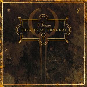 THEATRE-OF-TRAGEDY-Storm-Gold-Black-Marbled-Vinyl-2LP-884860201315