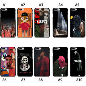 9e0afed2a59943 Kanye West Yeezus Pattenr Soft TPU Case Cover For iphone 6S 7 8 Plus ...