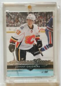 14-15-UD-Series-1-Young-Guns-YG-Rookie-RC-211-JOHNNY-GAUDREAU-FLames