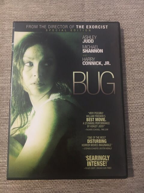 Bug (DVD, 2007, Canadian Special Edition)