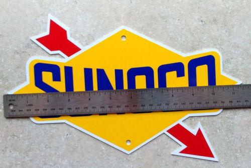 NASCAR Garage Gas /& Oil Logo Signs USA 5 PIECES FREE SHIPPING Aluminum