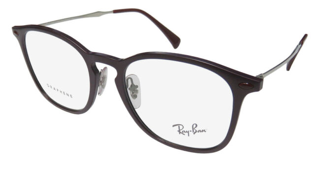 6b006d7ad1 Authentic Ray-Ban 8954 - 8031 Eyeglasses Bordeaux Silver 50mm for ...