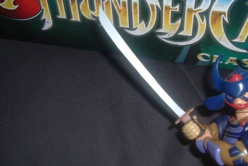 HATCHIMAN THUNDERCUTTER Hand Made Toy Sword Weapon Accessory NEW ThunderCats