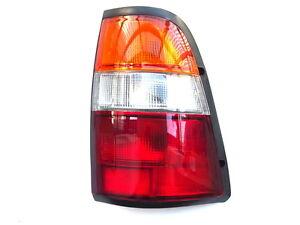 ISUZU-sl-tfr-Opel-Brava-Pickup-97-Heck-rechts-Lichter-Lampe-gelb-Ecke