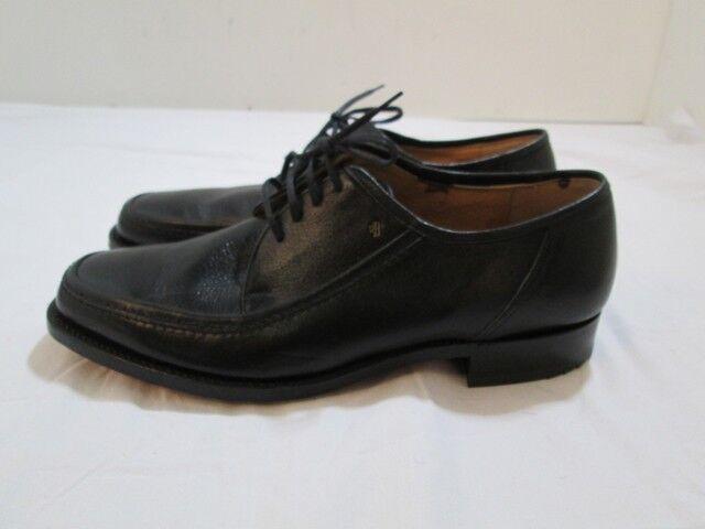 Excellent Original Hommes Van Bommel Noir Lacets   Chaussures Taille 8 Superior Chaussure
