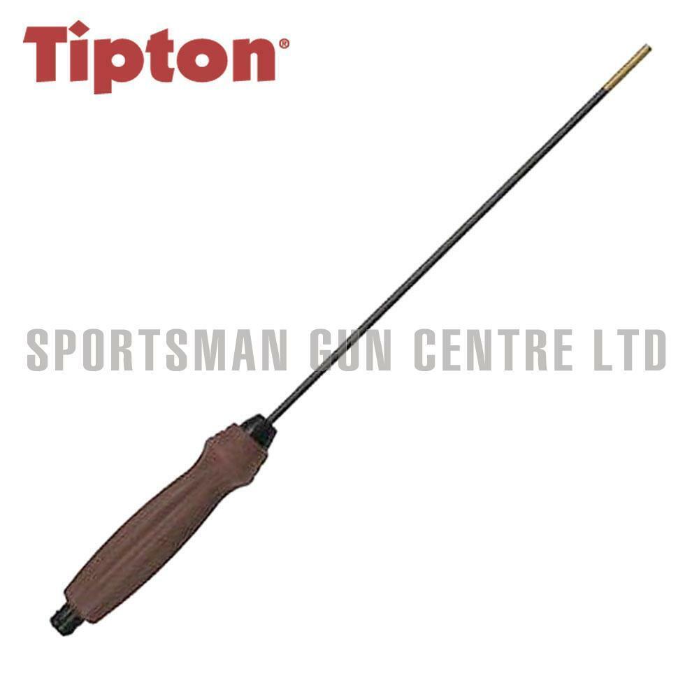 Tipton Lujo 1 piezas de fibra de Carbono Varilla de Limpieza. Cal12 pulgadas 22-26