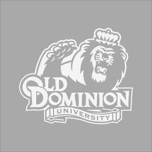 Old Dominion Monarchs #3 NCAA College Vinyl Sticker Decal Car Window Wall