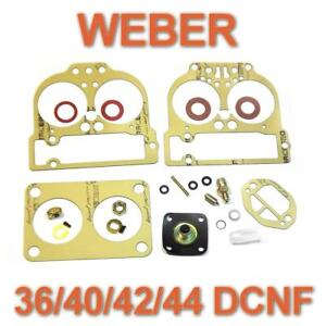 Weber-36-40-42-44-DCNF-service-gasket-kit-repair-set-diaphragm-valve-float-pin