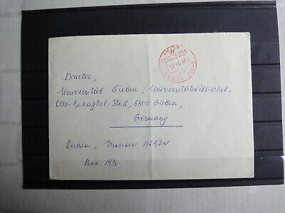 *** Sehr Alter Briefumschlag Gestempelt - Wie Auf Dem Foto Abgebildet *** Neueste Technik