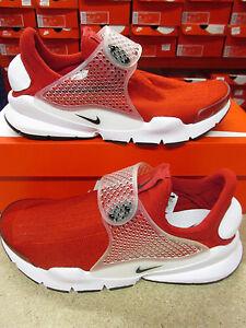 Nike Calze DART scarpe uomo da corsa 819686 601 Scarpe da tennis
