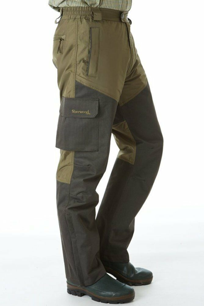 Sherwood Forest Kingswood Trousers - - Trousers Waterproof & Breathable Shooting Trouser d7864f