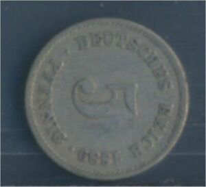 German-Empire-Jagerno-3-1889-e-very-fine-Copper-Nickel-1889-5-Pfennig-7848920