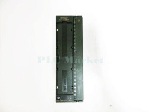 """Siemens 6ES7 332-5HD01-0AB0 Free /""""FedEx/"""" shipping! USED"""