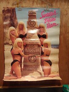 beer swedish bikini Keystone