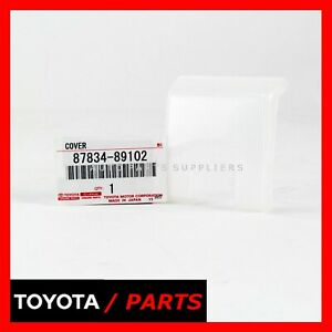Genuine Toyota 87834-89102 Rear View Mirror Stay Holder Cover