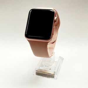 Apple Watch Series 2 42mm Pink With Sport Band 12 Ebay