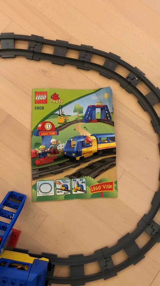 Lego Duplo, 5608