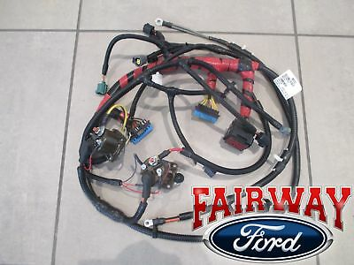 99 - 01 super duty f250 f350 oem ford engine wiring harness 7.3l diesel w/o  cali | ebay  ebay
