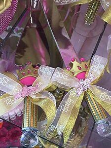 Prince Princess Cake Knife Set for Baby Shower Birthday Girl Boy
