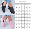Indexbild 3 - Damen-Strass-Plateau-Halbschuhe-Sneaker-Turnschuhe-Sportschuhe-Freizeitschuhe