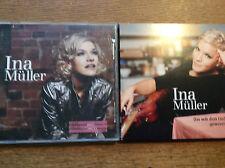 Ina Müller [2 CD Alben]   Liebe macht taub + Das wär dein Lied gewesen