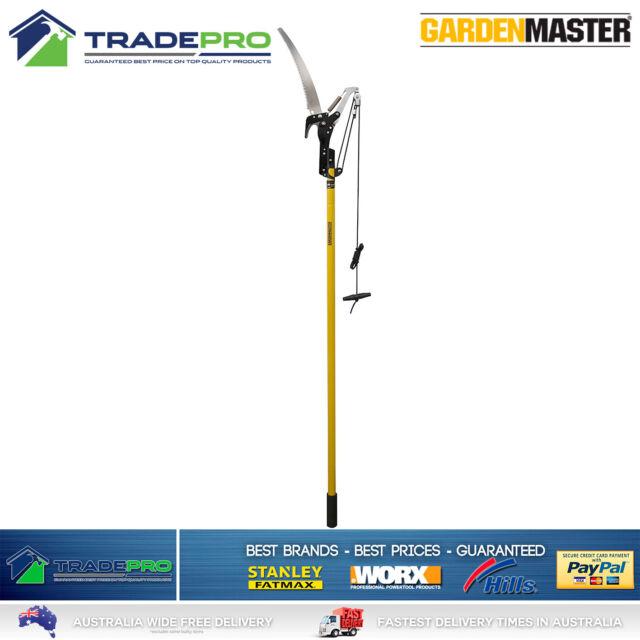 Long Reach Pole Saw 2in1 Trimmer Pruner Cutter Extendable Garden Pruning Shear