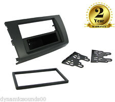 CT24SZ02 Black Single or Double Din Fascia Panel Adaptor For Suzuki Swift 2006>