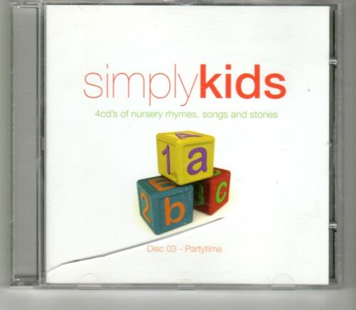 1 of 1 - (HO338) Simply Kids, Partytime - 15 tracks - 2006 CD 3 only