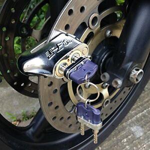 Dual-Key-Motorbike-Motorcycle-Anti-theft-Scooter-Disc-Brake-Lock-Anti-Pick-Lock