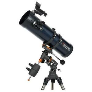 Celestron-Astromaster-130EQ-Astro-Reflector-Astronomy-Telescope-MPN-31045-CGL
