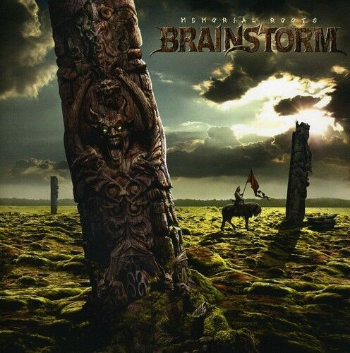 Memorial Roots - Brainstorm (2010, CD NEUF)