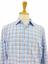 thumbnail 2 - Banana Republic Men's Button Up Shirt Multicolor Plaid Non Iron Slim Fit Large