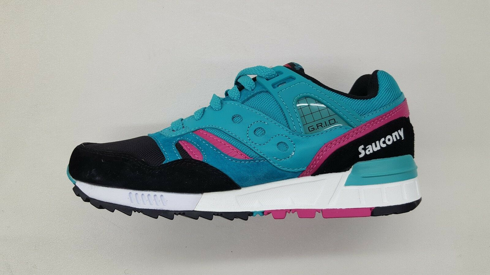Saucony Grid SD Games Pack Blue Pink Black Men Running Sneakers S70164-2 1704-04