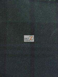100-WAXED-COTTON-TARTAN-PLAID-CANVAS-FABRIC-Blackwatch-BY-THE-YARD-CLOTHING