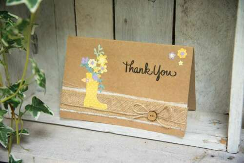 Sizzix Thinlits Dies By Olivia Rose Rain Boot Planter 630454250708