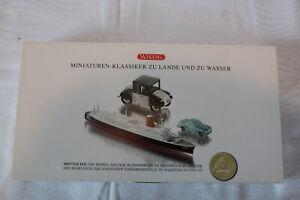 A-s-s-Wiking-set-coleccion-miniaturas-clasicos-terrestres-Peltzer-2003-PFA