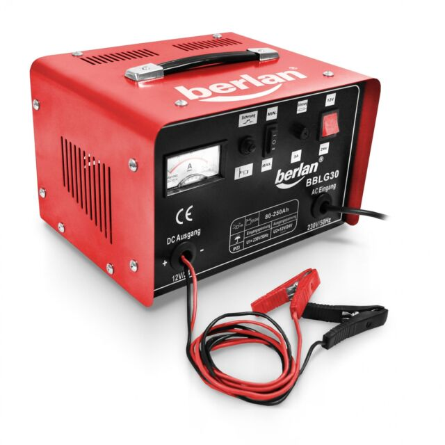 Chargeur de batterie intelligent automatique voiture véhicule auto moto 12V 24V