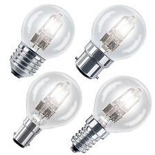 E14 Ses Eco Halogen Candle 42w Equivalent 60w Energy Saving Light ...