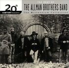 20th Century Masters - The Millennium Collection: The Best of the Allman Brothers Band by The Allman Brothers Band (CD, Jan-2000, PolyGram)