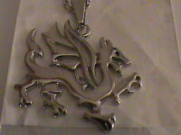 Dragon Pendant W/chain