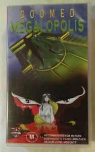 Doomed-Megalopolis-Chapter-4-VHS-1992-Anime-OVA-Rintaro-1993-Manga-Entertainment
