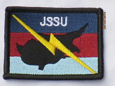Joint Services Signal Unit, (JSSU) Abzeichen,  TRF,Patch