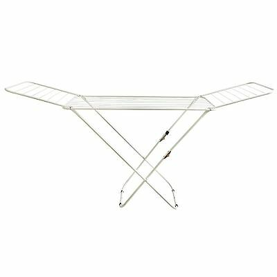 Laundry Airer Winged Drying 18M Drying Space Towel Clothes New By Home Discount