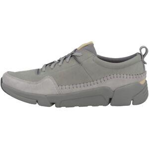 new concept a7623 e57f7 Details zu Clarks Tri Active Run Schuhe Herren Sneaker Sportschuhe  Schnürschuhe 26139046