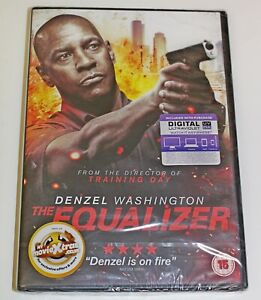 THE-EQUALIZER-DVD-UV-CODE-DENZEL-WASHINGTON-BRAND-NEW-SEALED