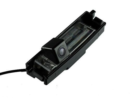 Car Rear View Reverse Backup Plate Parking Camera Kit 4 Toyota RAV4 2006-2011