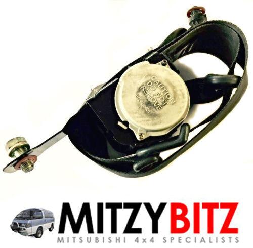 MITSUBISHI Delicious L300 2.5 p35w Osf driver ANTERIORE CINTURA DI SICUREZZA