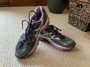 Women-039-s-Asics-Gel-Nimbus-Running-Shoes-9-5B-VERY-LITTLE-USE