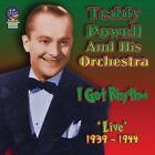 CD I Got Rhythm Powell Teddy His 21 Jan 14